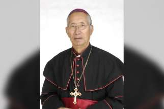 Vatican-approved Bishop John Liu Shigong of Jining (Wumeng), in the northern Inner Mongolia autonomous region, died June 9 after being diagnosed with liver cancer in May.