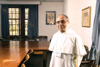 Fr. Bruno Cadoré, who heads up the worldwide Dominicans.