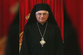 Melkite Catholic Church elected Bishop Bishop Joseph Absi as the new patriarch of Antioch, Alexandria, Jerusalem and All the East during its synod at Ain-Traz, Lebanon June 21.
