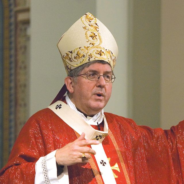 Toronto Archbishop Thomas Collins spoke at the 32nd Annual Archbishop's Dinner, Oct. 27