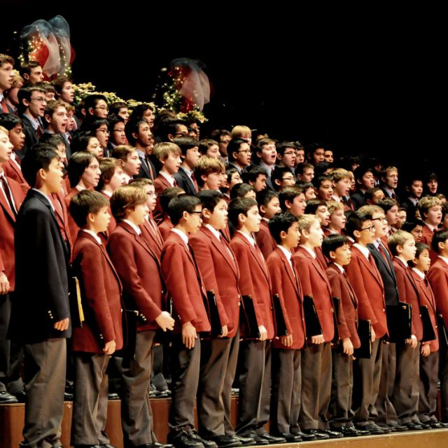 A 355-person-strong group from Toronto's St. Michael's Choir School will be spending Easter and beyond in Rome, and will sing for Pope Francis at a general audience.