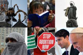 An analysis of the 30 most read stories on catholicregister.org shows an enduring and overarching concern with human rights, religious liberty and the struggles of minorities in Canada and around the world.