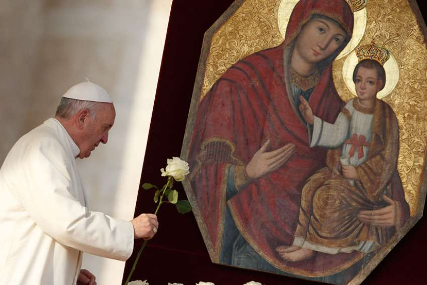On Nov 22, the Vatican announced a Mary-focused theme for the World Youth Day gathering in Panama 2019.