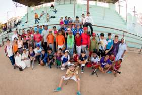 Child missionary group uses baseball to connect Cubans, Americans