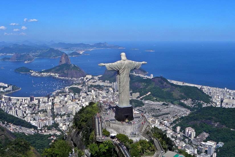 Religious people in Rio de Janeiro are urging tourists to report instances of exploitation and trafficking when the visit they city during the Olympics.