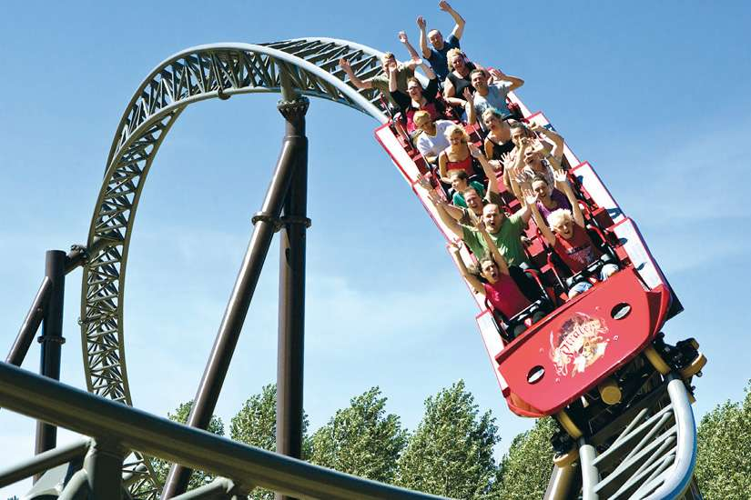 Beware the roller coaster ride of the market and invest in a gift annuity — a wise way to balance retirement.