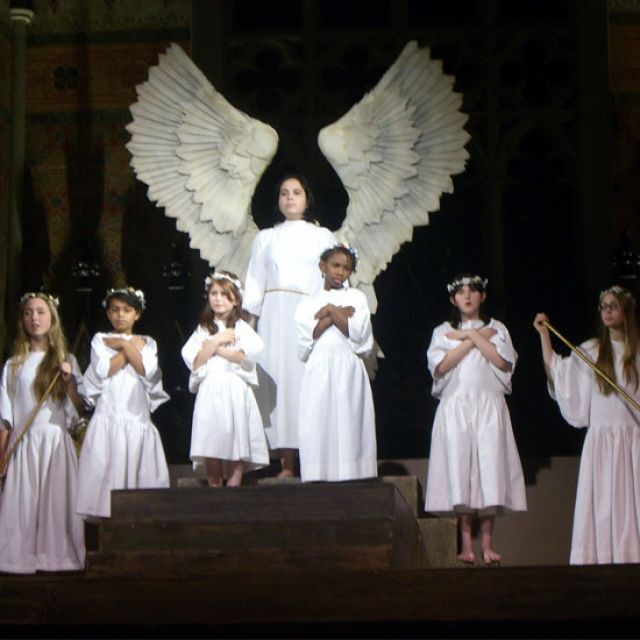 Christmas Play Shows The Season S Meaning