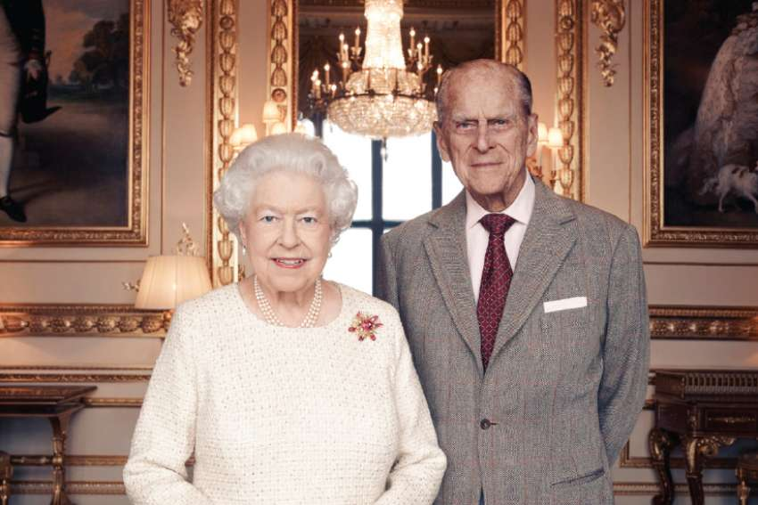 Queen Elizabeth II and Prince Philip, Duke of Edinburgh, celebrated their 70th wedding anniversary Nov. 20, 2017.