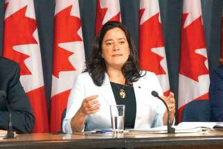 Jody Wilson-Raybould is at the centre of an Ottawa drama.