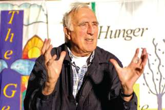 Jean Vanier is the founder of L'Arche, communities spread over 37 countries for people with developmental disabilities and those who assist them.
