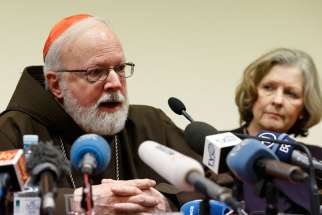Cardinal Sean P. O'Malley of Boston, head of the Pontifical Commission for Child Protection.