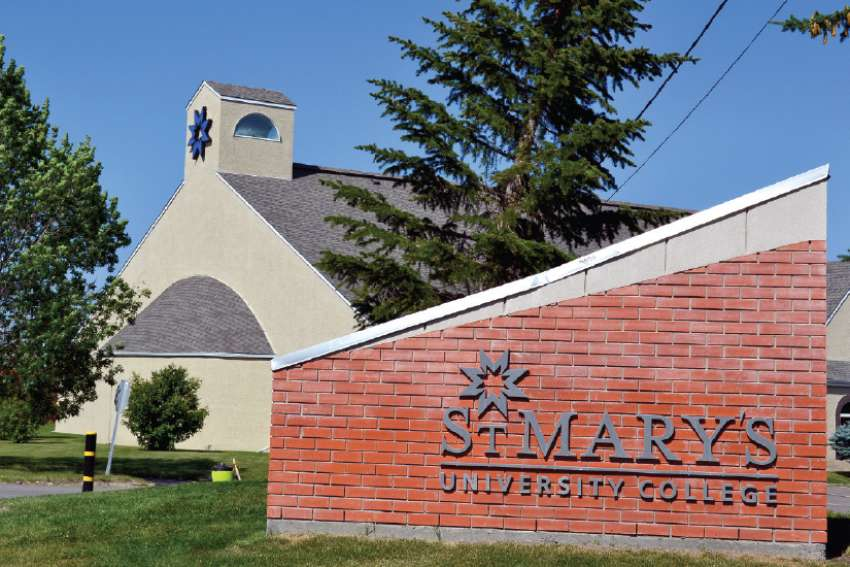 St. Mary's University is launching a new degree program in Social Justice and Catholic Studies.