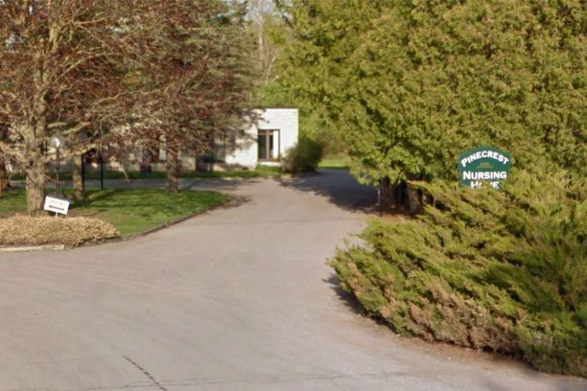 Fourteen residents and a volunteer worker at Pinecrest Nursing Home in Bobcaygeon, Ont., have died from COVID-19.