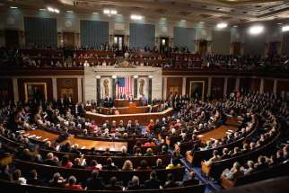 There are a total of 168 Catholics in the 115th U.S. Congress, four more than the last session.
