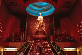 At St. Joseph's Oratory in Montreal people bring their troubles and fears to the carpenter and builder who raised Jesus and protected His mother Mary.