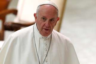 Pope Francis: Closeness is God's answer to suffering