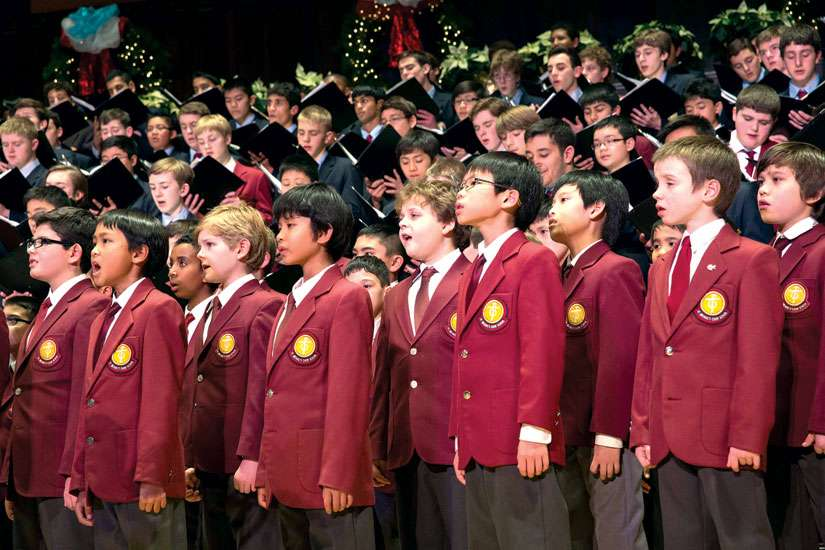The St. Michael's Choir School Christmas concert at Massey Hall has been a part of Toronto's Christmas tradition for 50 years.