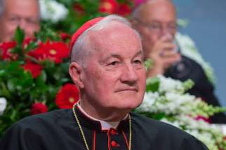 Cardinal Marc Ouellet urged the audience at the 12th Gaudium et Spes Award to reread 'Amoris Laetitia' carefully, August 2.