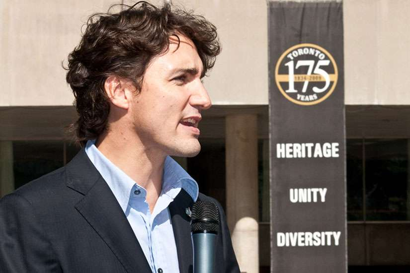 Campaign Life Coalition is informing Canadians about Liberal Party leader Justin Trudeau's pro-choice comments ahead of the federal election this fall.