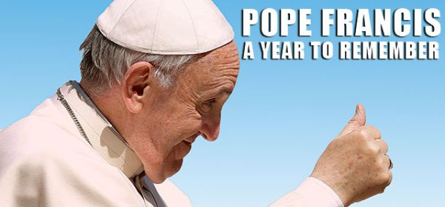 Pope Francis: A Year to Remember