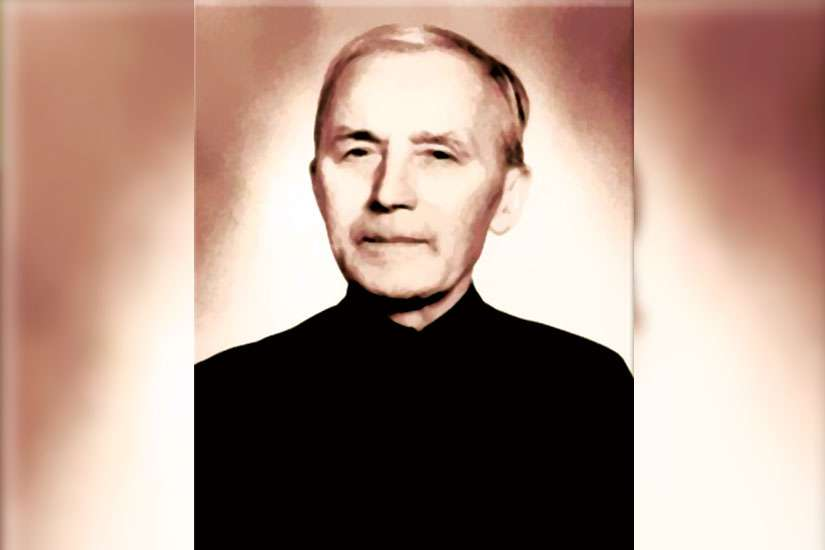 Br. Anthony Kowalczyk, the first Polish Oblate to come to Canada.