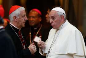 Pope names Cardinal Versaldi new prefect of education congregation