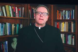 Appearing by video at the 3rd New Evangelization Summit in Ottawa May 13, Bishop Robert Barron, Auxiliary Bishop of Los Angeles, says that Millennial Catholics need to be argued back into the Church.