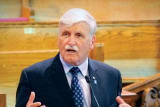 Faith is sorely needed in society today, says retired lieutenant-general Roméo Dallaire. Dallaire spoke at the annual North American Interfaith Network conference Aug. 2 at First Presbyterian Church in Edmonton.