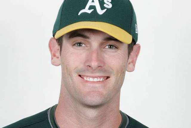 Former Oakland A's prospect Grant Desme is studying to become a Norbertine priest. Desme stunned his team and the baseball community when he decided at age 23 to retire from the game to pursue a vocation.