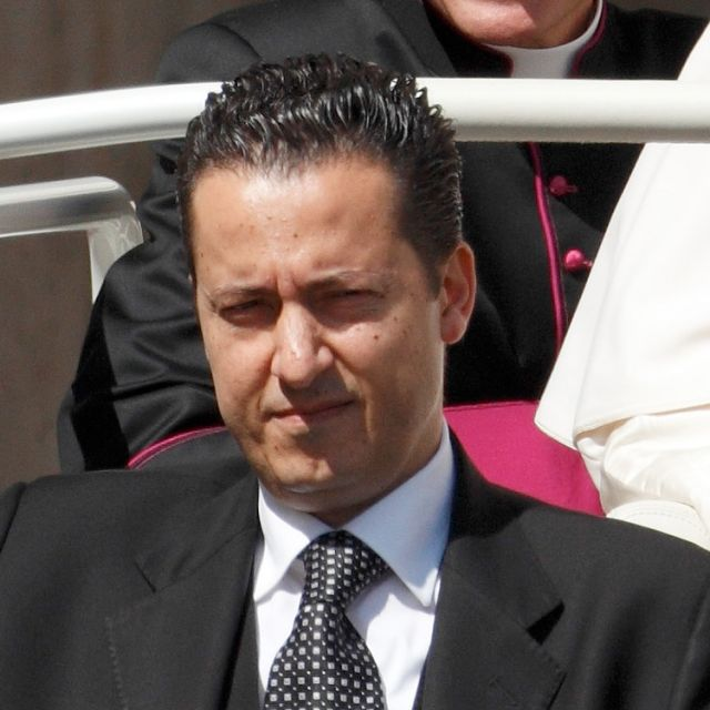 "Paolo Gabriele, the papal assistant or ""butler"", remains detained in a 12-foot-by-12-foot room in the Vatican police station was allowed to attend Mass June 3 in an unspecified ""Vatican church."""