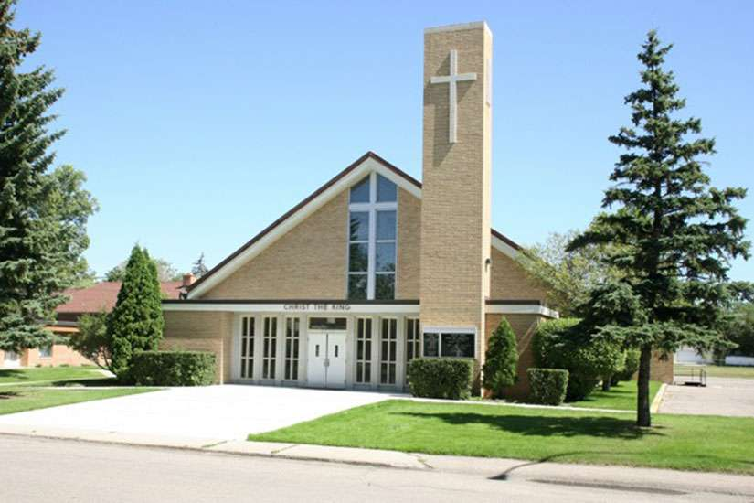 Christ the King Parish in Regina has developed a highly organized ministry that services and visits about 260 sick and elderly people.