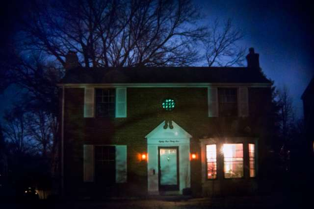 An exorcism took place in this Bel-Nor neighborhood home in Saint Louis, Mo., in 2013. The Vatican June 13 formally recognized an international association of exorcists founded by Pauline Father Gabriele Amorth, an Italian priest renowned for his work in dispelling demons.