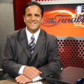 Former Rogers Sportsnet host Damian Goddard