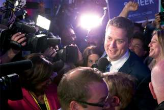 Andrew Scheer's loss was predictable given Canada's history.