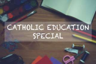 CATHOLIC EDUCATION SPECIAL