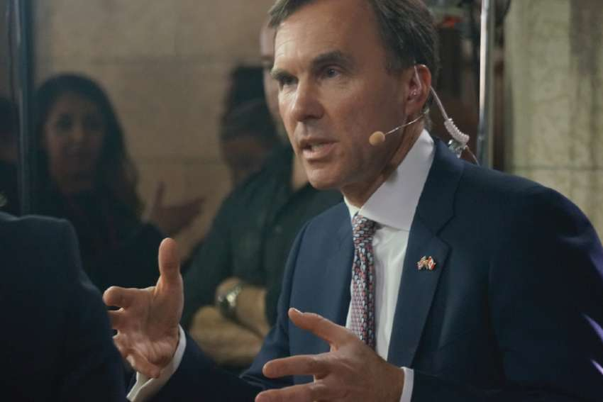 Finance Minister Bill Morneau has introduced some controversial proposals for changes to the tax system.
