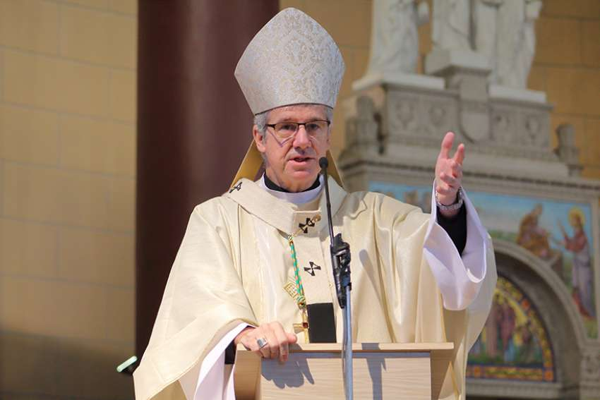 Archbishop Christian Lepine of Montreal has announced an audit of sexual abuse by clergy in Montreal-area dioceses.