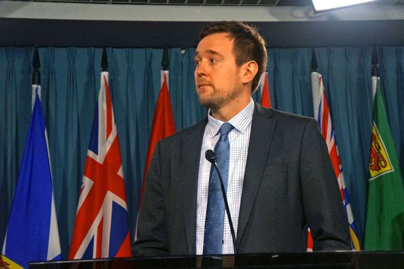 Campaign Life Coalition program manager and UN representative Matthew Wojciechowski said he was not surprised the Liberals are restoring overseas abortion funding.