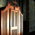 Irish priests are balking at a government plan to force them to break the seal of Confession.