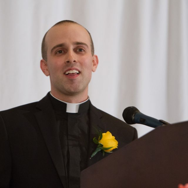 """High school rebellion"" actually led Craig Cameron into the priesthood. He will be ordained for the Halifax-Yarmouth archdiocese on May 12."
