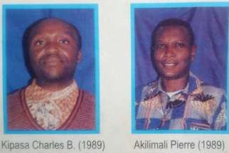 The abduction of two Catholic priests, the Rev. Charles Kipasa, left, and the Rev. Jean Pierre Akilimali, earlier in July is raising concerns over the numbr of hostages held by local militias in Congo.