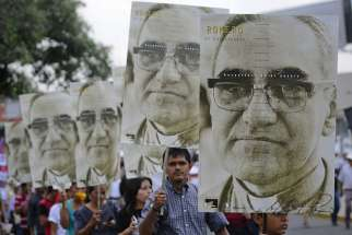 The murder case of Blessed Oscar Romero was reopened May 18, nearly 40 years after the Archbishop of San Salvador was killed.