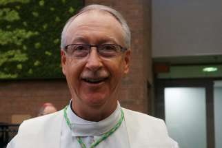 Edmonton Archbishop Richard Smith.