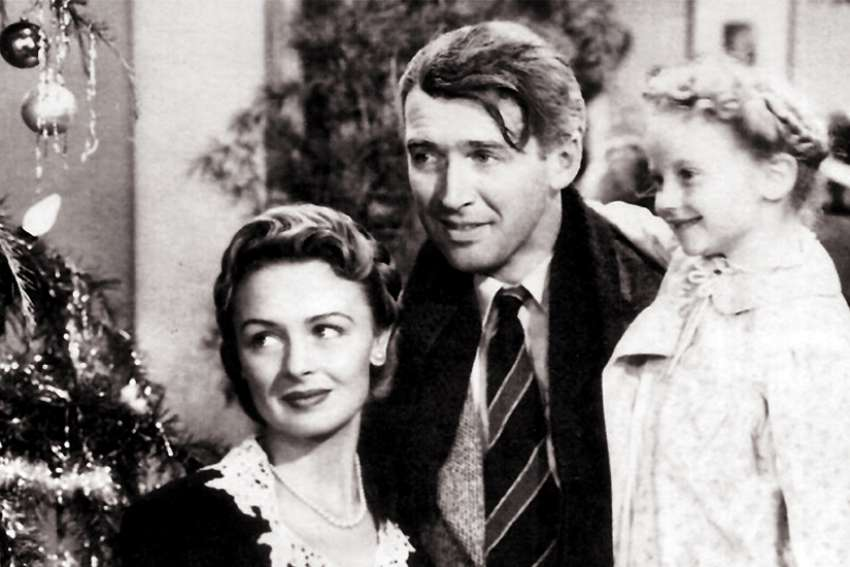 Frank Capra's It's a Wonderful Life is a staple of the holiday season.