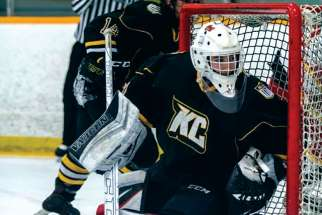 The Knights of Columbus Hockey Club is the only organized city-wide hockey league in Edmonton. It has young hockey players from ages four to 17 years.
