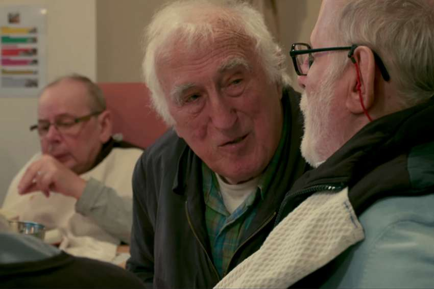 L'Arche began when Jean Vanier was introduced to two men with disabilities through a priest friend, Father Thomas Philippe, in France.