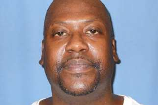 Death-row inmate Curtis Flowers, a Mississippi man tried six times for the shooting deaths of four people in a furniture store in Winona, Miss., in 1996, is pictured in a July 1, 2010, photo. The U.S. Supreme Court ruled June 21, 2019, to overturn Flowers' conviction, saying that by consistently keeping black jurors off the jury the local prosecutor violated the Constitution.