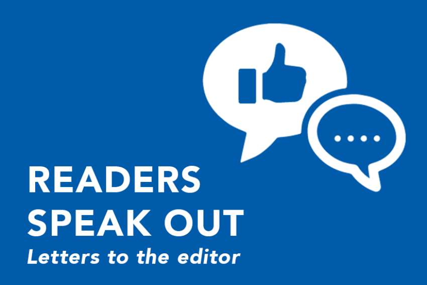 Reader's Speak Out: Novemeber 11, 2018