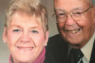 Delores and Jim Marshall will celebrate 72 years of marriage Feb. 19.