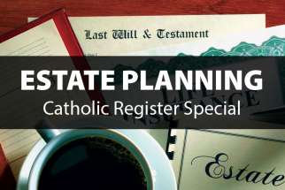 Estate Planning, Planned Giving Special Section